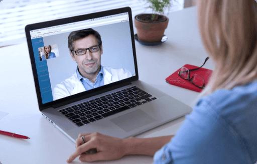 Видео консультации доктора